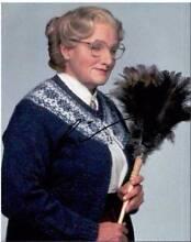 Robin Williams(Mrs Doubtfire) certificate Signed. Hamilton Hill Cockburn Area Preview