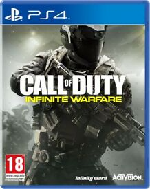COD: infinite Warfare [PS4]