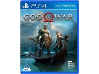 As new God of War PS4