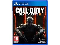 Call of duty BO3 PS4 *cheap*