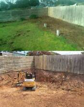 Mini Digger work - Tight access excavator Glenelg North Holdfast Bay Preview