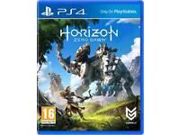 Zero Dawn Horizon PS4