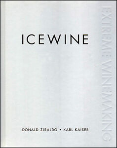 ICEWINE: Extreme Winemaking +  WINERY TECHNOLOGY & OPERATIONS