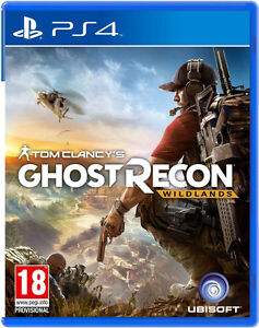 Wanted: looking for the new ghost recon game for ps4