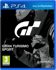 Gran Turismo PS4 for sale NEW, UNOPENED