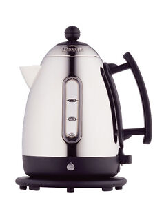 DUALIT 1.5 LITRE CORDLESS JUG KETTLE BLACK MODEL 72400