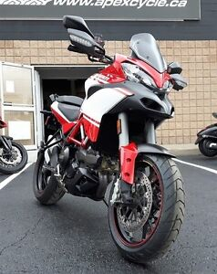 2014 Ducati Multistrada 1200 S Pikes Peak Kitchener / Waterloo Kitchener Area image 3