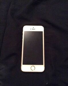 iPhone 5S w/Bell + 12 cases $300 obo