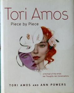 Tori Amos Piece By Piece ISBN 0-7679-1676-X Hardcover