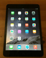 Apple iPad mini 16Gb, 3G + Wi-Fi,  Black, Mint, Bonus Cases