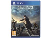 PS4 Game / Final Fantasy XV / Excellent Condition