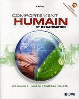 Comportement et organisation (2e ed)