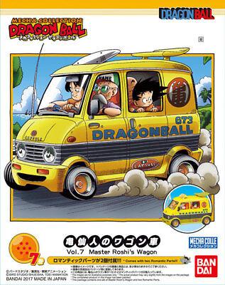Mecha Collection Dragon Ball Z DBZ Vol.7 Master Roshi