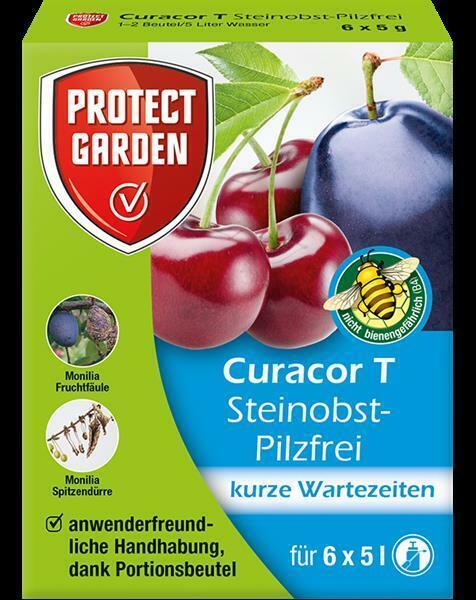 Protect Garden Steinobst-Pilzfrei Curacor T 30 g Spezialfungizig Pilzbekämpfung