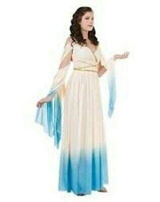 Athena Halloween Costume (Adult Halloween Costume - Goddess Athena -DISCOUNTED Size Adult Small 4-6)