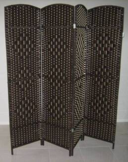 Room Divider 4 Panels (FREE DELIVERY WITHIN 30KMS MELB CBD) Frankston Frankston Area Preview