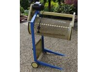 Soil and stone sieve electric RS 400 very little used
