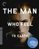 The Man Who Fell to Earth (OUT OF PRINT CRITERION BLU RAY)