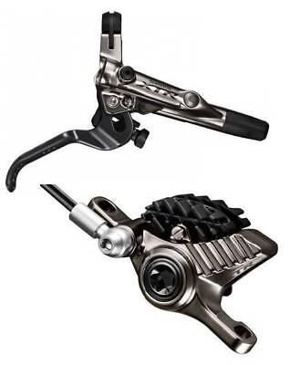 Kit rear disc brake XTR M9020 Trail right brake lever magnesium carbon...