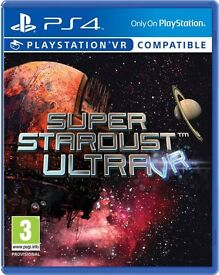 Super Stardust Ultra ps4 VR Game