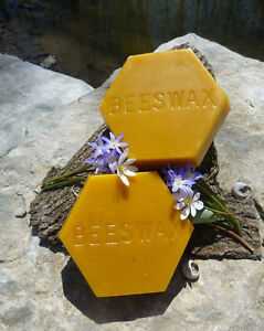 Pure Organic Canadian Beeswax -Treatment free - food grade London Ontario image 1
