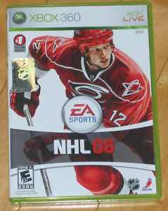 NHL 08 for Xbox360
