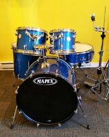 Mapex drums priced for quick sale