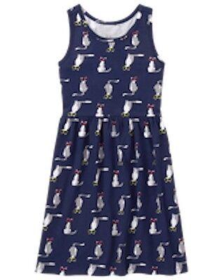 NWT Gymboree Mix N Match Girl Kitty Cat Dress  5/6,7/8,10/12
