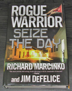 Seize the Day by Jim DeFelice and Richard Marcinko (2009, Hardco