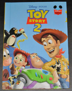 Disney - Pixar Toy Story 2 Hardcover (Wonderful World Of Books)