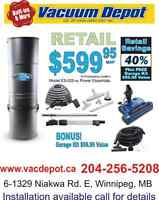 Cana-Vac Spring Special On Now