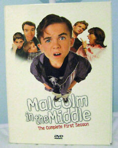 Malcom in the Middle -The Complete First Season  3-Disc DVD Set Windsor Region Ontario image 1