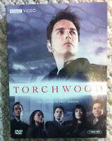 Torchwood First Season Dr Who Spin-Off, DVD Boxed Set