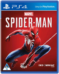 Spiderman for PS4 brand new sealed