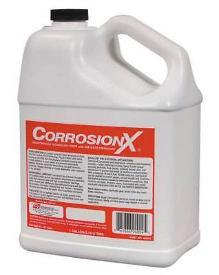 - Corrosion Inhibitor Penetrant Lubricant, 1 Gal., CorrosionX® CORROSIONX 94004