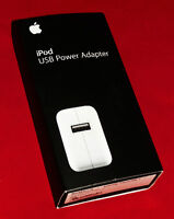 Apple 12W USB Power Adapter for iPod, iPad or iPhone (New)