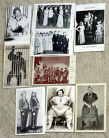 Old vintage post cards pitch cards from Side Show