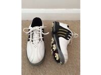 Kids Adidas adiPRENE golf shoes (UK 4)