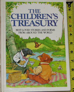 The Children's Treasury Hard Large Cover Book