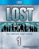 LOST TV Show - BluRays - Seasons 1-5