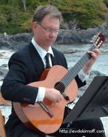 Classical Guitar for Weddings & Special Events