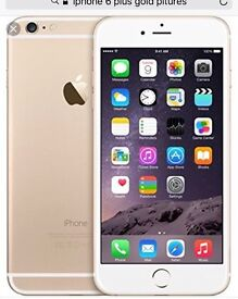 Used IPhone 6 Plus in a really good condition