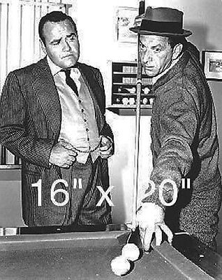 "Twilight Zone~Pool~Pool Hall~Billiards~Shooting Pool~Poster~16"" x 20""~ Photo"