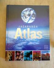 Jacaranda Atlas Sixth Edition Lower Chittering Chittering Area Preview