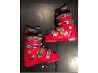 Salomon junior skiing ski racing boots. Size U.K 5