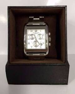 MENS MICHAEL KORS WATCH WITH BOX Lawnton Pine Rivers Area Preview
