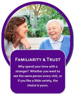 Companion Home Care for Seniors Peterborough Peterborough Area image 7