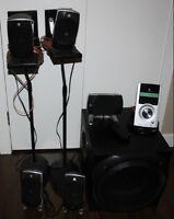 Logitech Z-5500 505 Watt 5.1 Digital Surround Sound Speakers