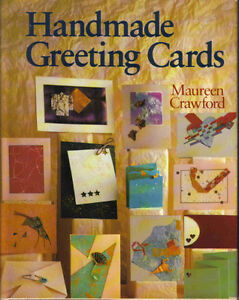 Handmade Greeting Cards by Maureen Crawford BOOK