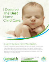 Home Child Care Providers
